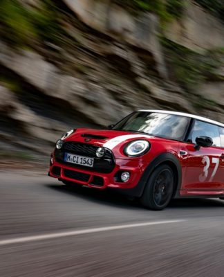 Mini John Cooper Works Paddy Hopkirk