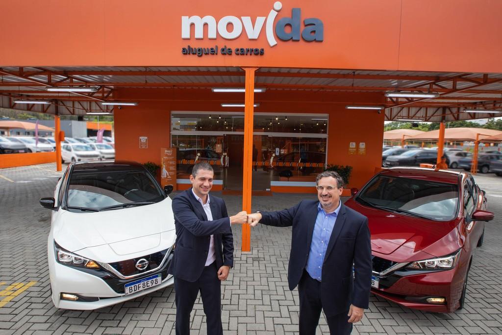 Nissan e Movida