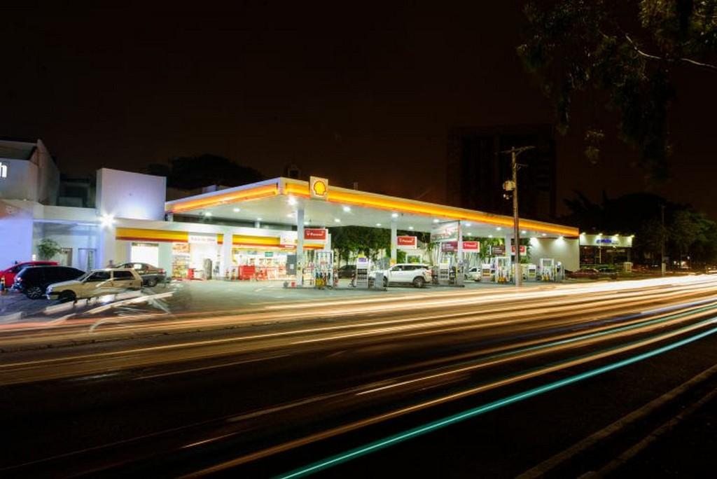 Posto de combustível Shell