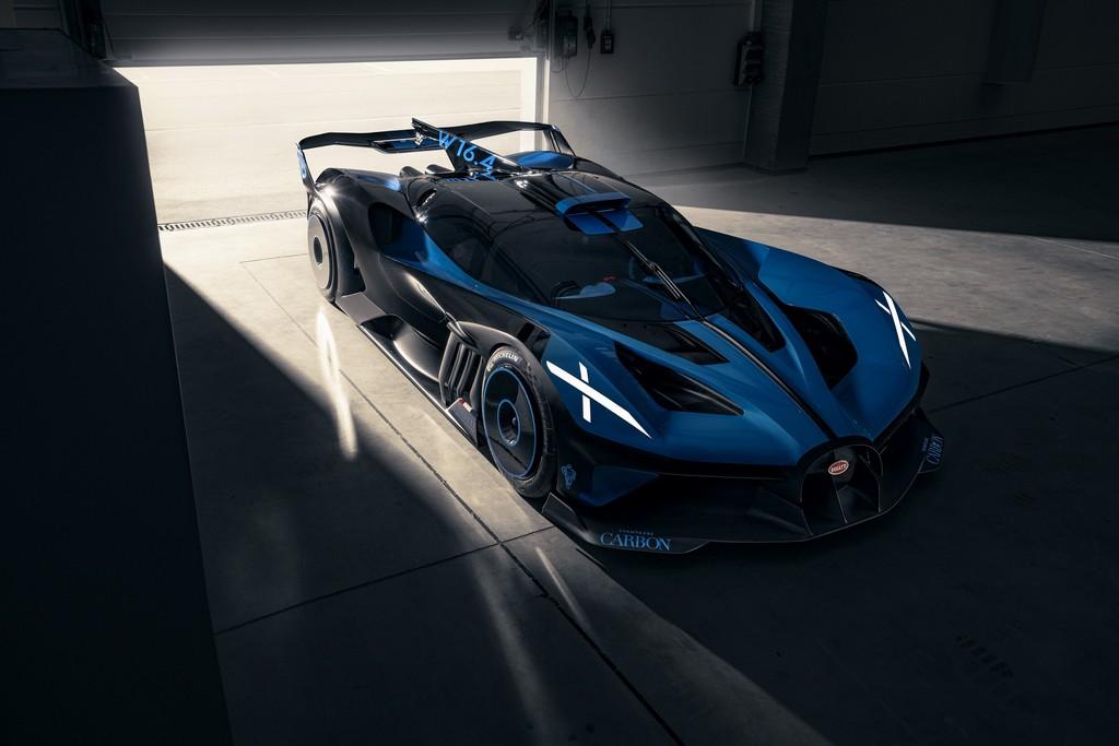 Bugatti Bolide E Um Canhao Com 1 850 Cv Confira As Fotos Oficiais Motor Show
