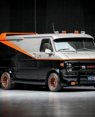 Chevrolet G-Series Esquadrão Classe A