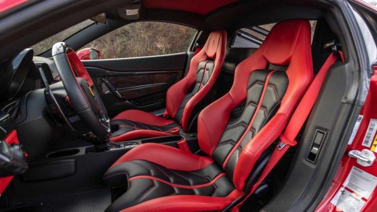 Ferrari 458 Speciale blindada