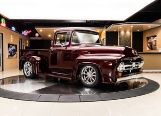Ford F-100 1956 Restomod