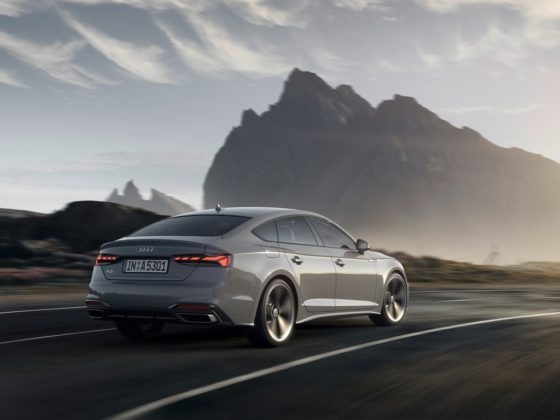 Novo Audi A5 Sportback
