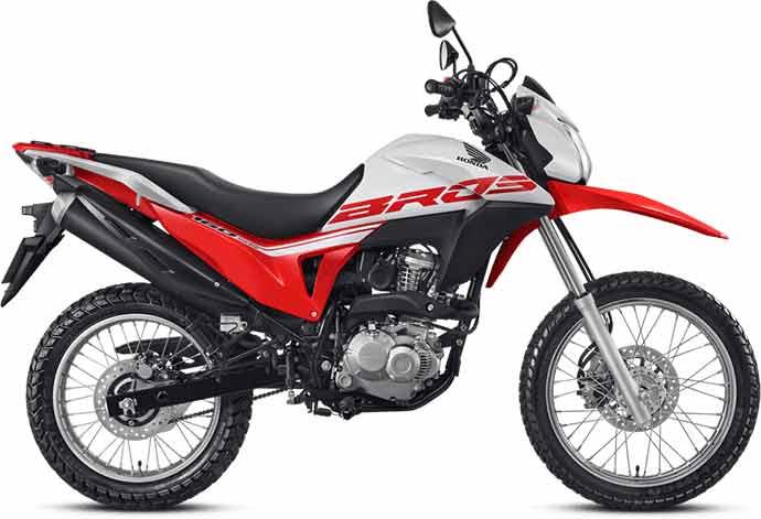 3º Honda NXR 160: 101.177. Foto: Divulgação