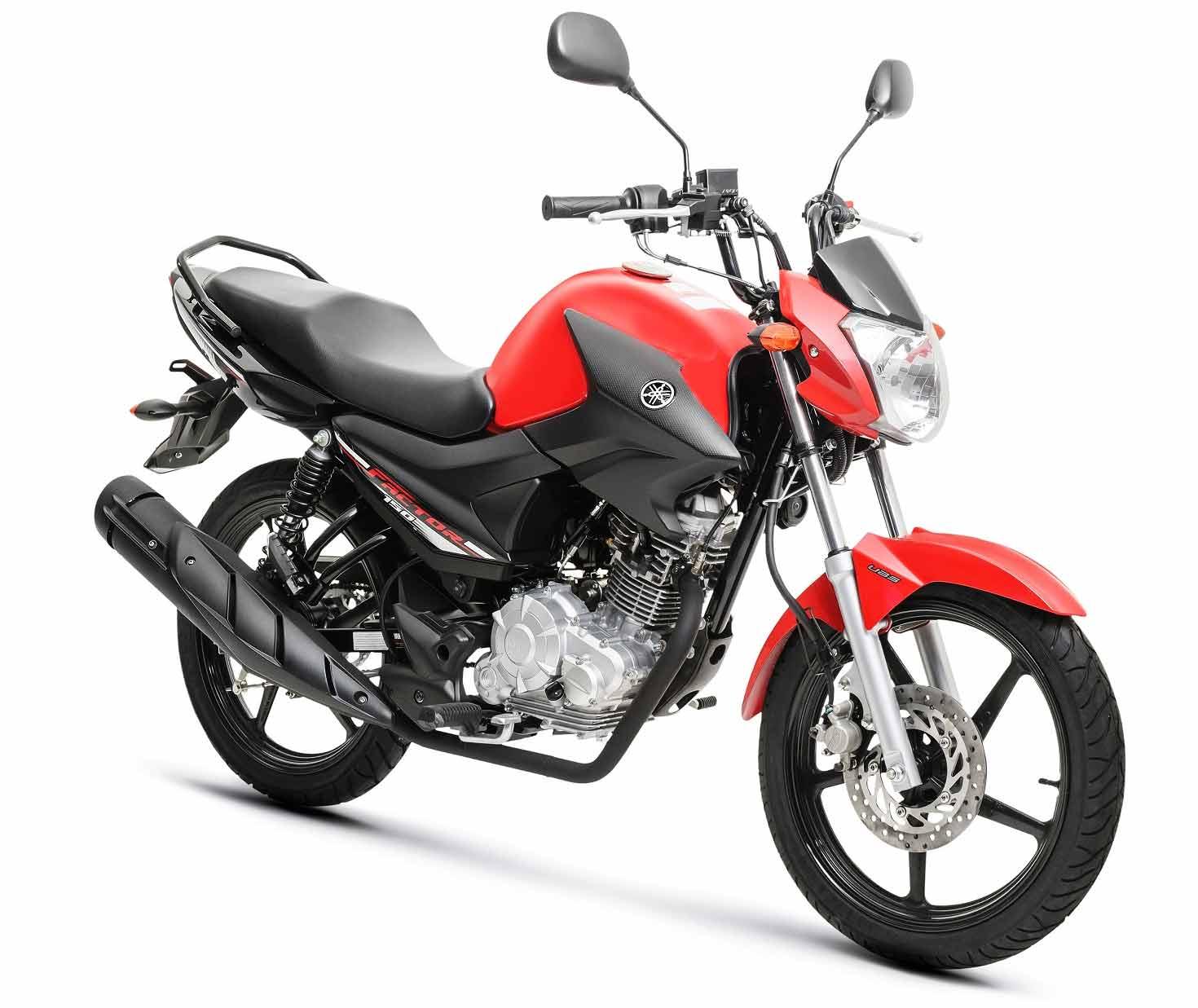 8º Yamaha YBR 150: 22.609. Foto: Divulgação