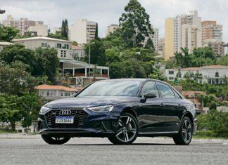 Audi A4 Performance Black