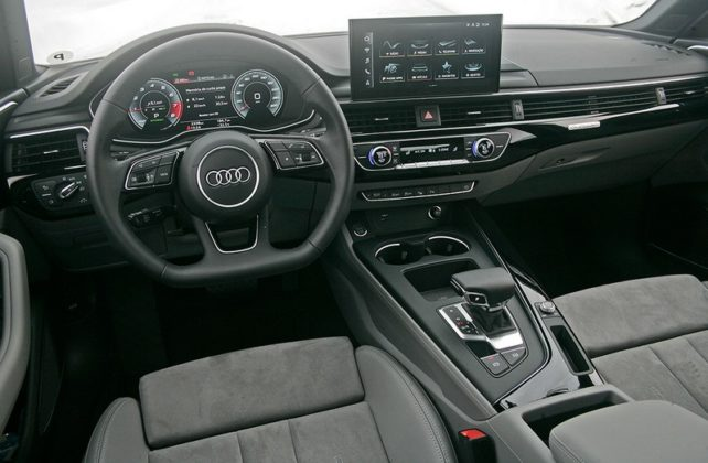 Audi A4 Performance Black (7)