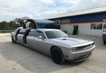 Dodge Challenger Limusine