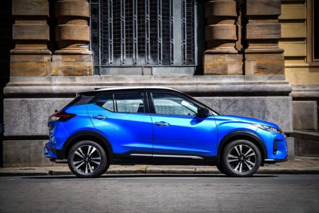 Novo Nissan Kicks 2022