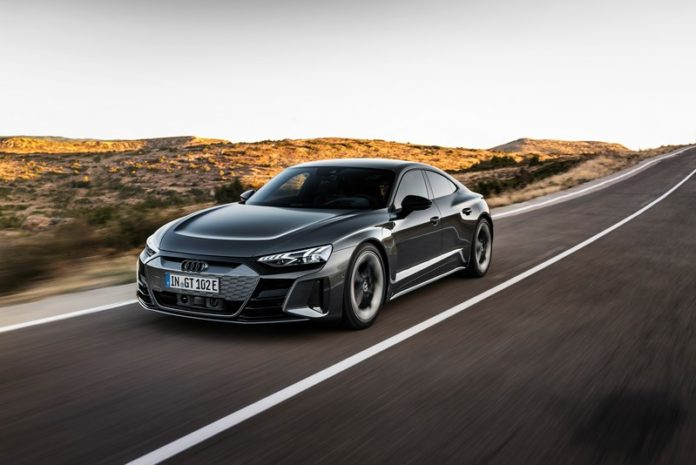 Audi e-tron GT e Audi RS e-tron GT