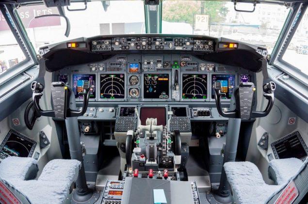 Boeing 737-700 NG BBJ