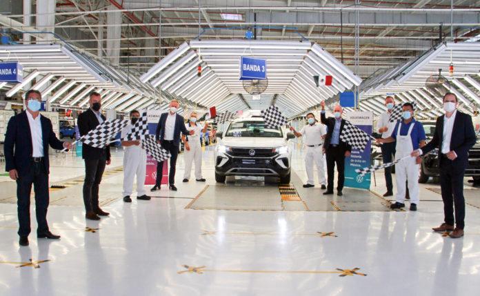 Novo SUV médio da VW, Taos vai competir no mercado com o Jeep Compass