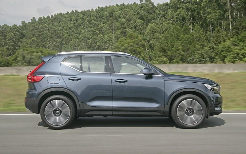 Volvo XC40 Momentum 2021