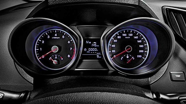 Hyundai HB20 usado