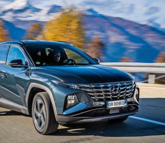 novo Hyundai Tucson