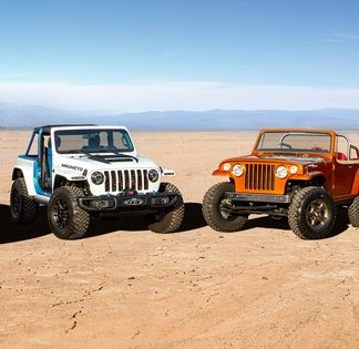 Jeep Easter Safari