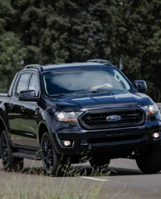 Ford Ranger Black