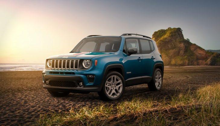 Jeep Wrangler e Renegade Islander