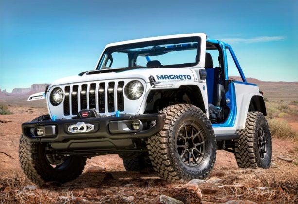 Jeep Wrangler Magneto