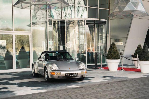 Porsche 911 de Diego Maradona