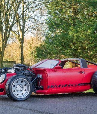 Porsche 911 Hot Rod