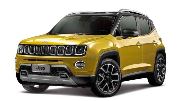 Pequeno para o Brasil? Nossas fontes na Itália descreveram o modelo ilustrado aqui, mas, no Brasil, nossos informantes dizem que o novo SUV da Jeep é pequeno demais. Mas nada está 100% decidido