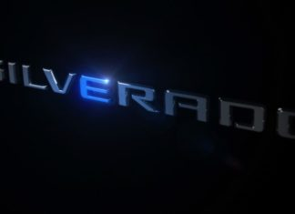 Chevrolet Silverado elétrica
