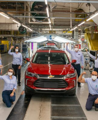 Chevrolet Tracker alcança resultado histórico no Brasil