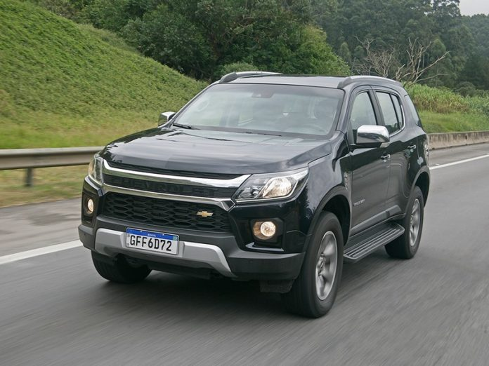 Chevrolet Trailblazer Premier