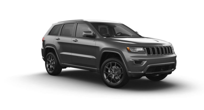 Jeep Grand Cherokee 80 anos