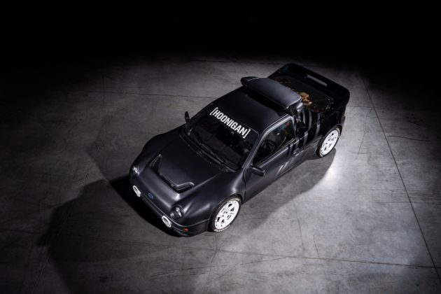 Ken Block Ford RS 200