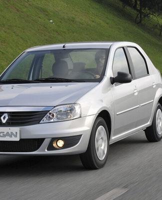 Renault Logan Expression 1.0 2011