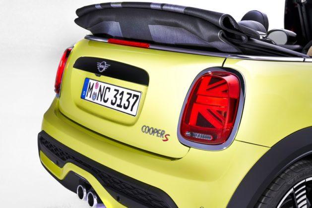 Mini Cooper S Cabrio 2022