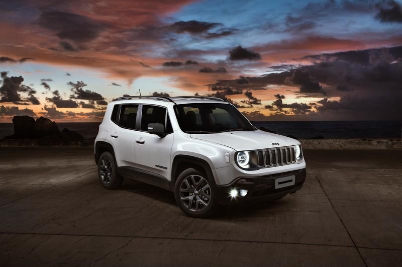 Jeep Renegade 80 anos