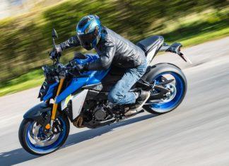 Nova Suzuki GSX-S1000 2021