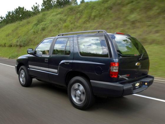 Chevrolet Blazer Executive