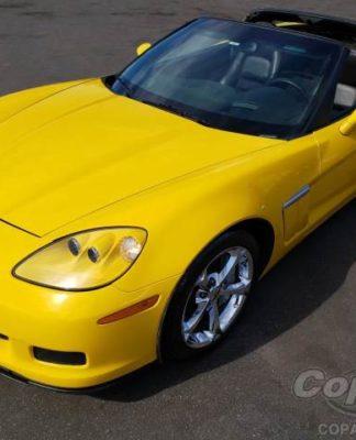 Leilão em SP tem Chevrolet Corvette com preço de Onix 0 km