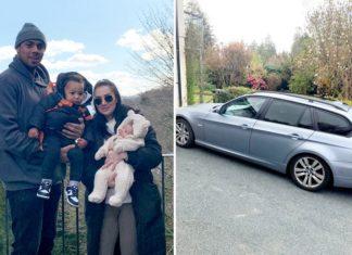 Mulher dá à luz em carro a quase 100 km/h