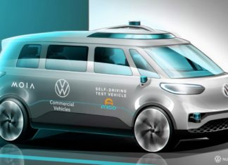 Volkswagen vai iniciar testes com Kombi elétrica 100% autônoma