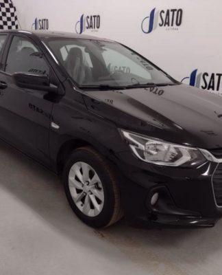 Leilão do Santander tem Chevrolet Onix Plus 2020 por menos de R$ 50 mil