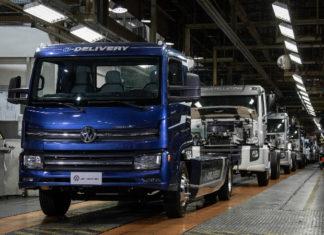 Volkswagen inicia produção do caminhão elétrico e-Delivery no Brasil